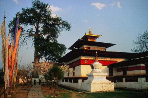 Kichu Lhakhang