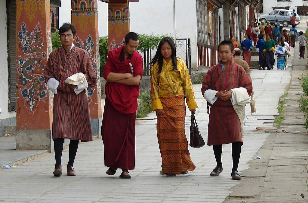 bhutan national dress